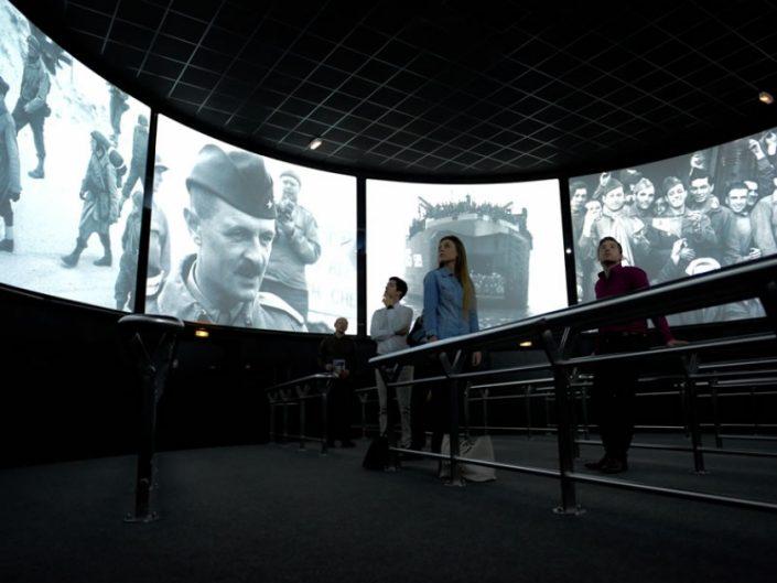 Arromanches Cinéma 360
