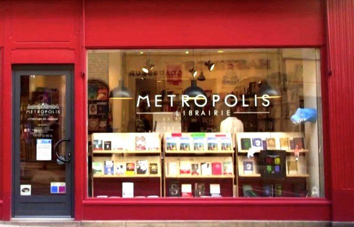 Librairie Métropolis